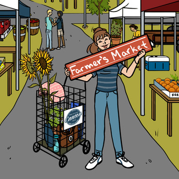 First Monday Farmers Market