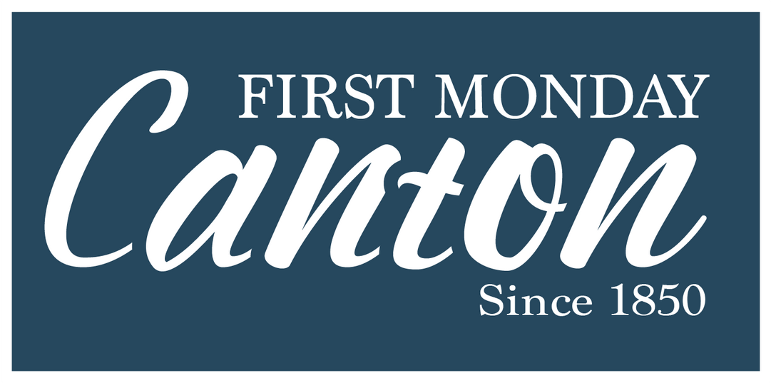First Monday Canton Rectangle Logo