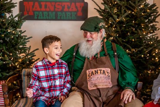 mainstay farm santa