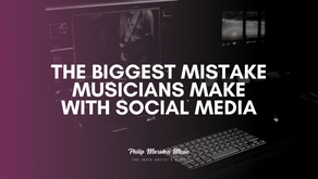 The Biggest Mistake Musicians Make With Social Media