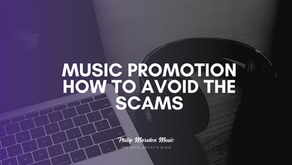 Music Promotion - How to Avoid the Scams