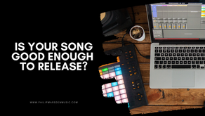 Is Your Song Good Enough to Release?