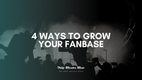 4 Ways To Grow Your Fanbase