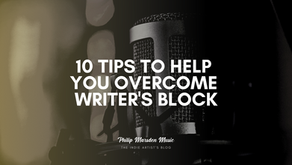 10 Tips to Help You Overcome Writer's Block