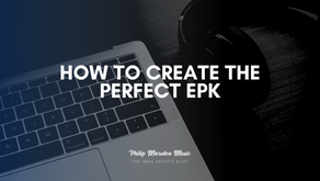 How to Create the Perfect EPK