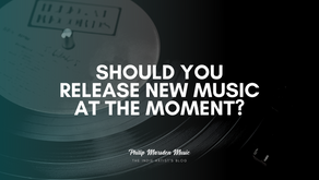 Should You Release New Music at the Moment?