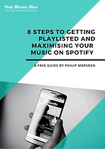 8 Step Guide to Getting Playlisted and M
