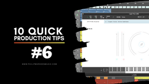 10 Quick Production Tips | #6