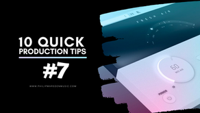 10 Quick Production Tips | #7