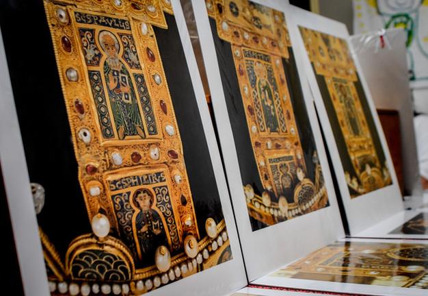 Szent Korona tárlat Szarajevóban / Izložba Svete krune u Sarajevu