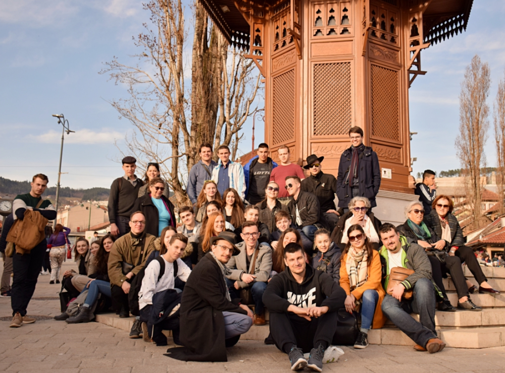8a7e6eb242 Hagyományőrző hétvége Szarajevóban - Tavaszváró a Rakonca  Néptáncegyüttessel | Szarajevói Magyarok