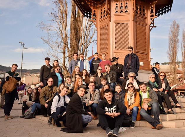 Hagyományőrző hétvége Szarajevóban - Tavaszváró a Rakonca Néptáncegyüttessel