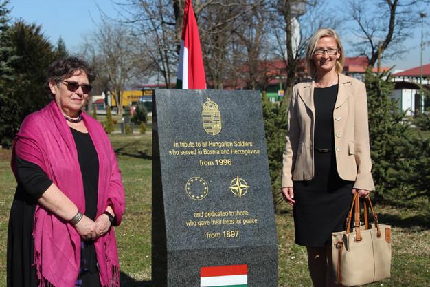 Rangos ünnepségen vett részt a HUM Magyar Polgárok Egyesülete
