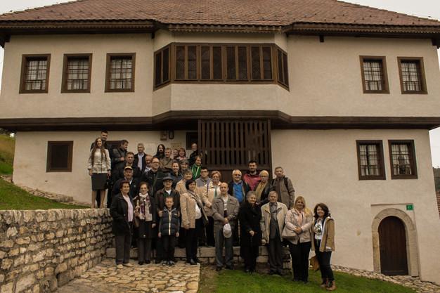 A boszniai magyarok közös kirándulása Tešanjban
