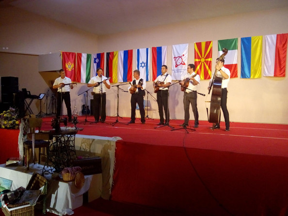 A nemzeti kisebbségek tevékenységeinek szemléje / Smotra stvaralaštva  nacionalnih manjina
