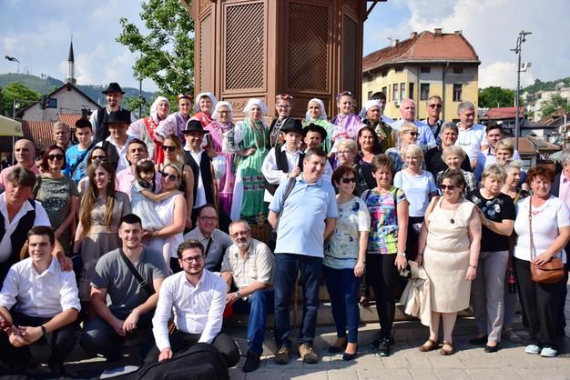 Sikeres konzultáció öt ország részvételével Szarajevóban