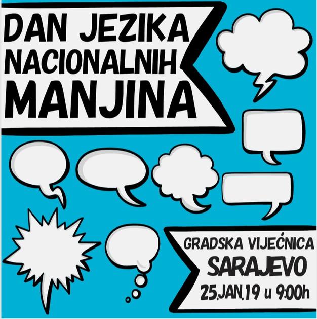 Nemzetiségi kisebbségi nyelvek napja   Dani jezika Nacionalnih manjina