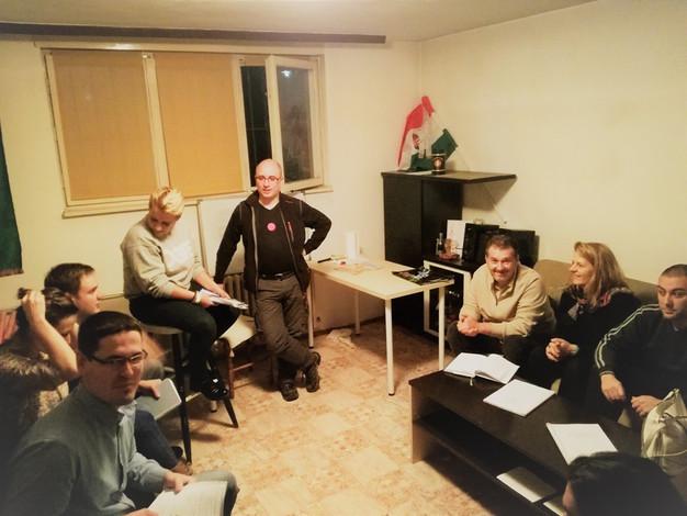 Rendhagyó magyaróra és történelmi áttekintés – ahol Szarajevó és Budapest találkozik