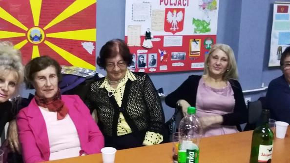 """A Magyar Szó egyesület megünnepelte a nemzetközi nőnapot/ Udruženje """"Magyar Szó"""" je prosla"""