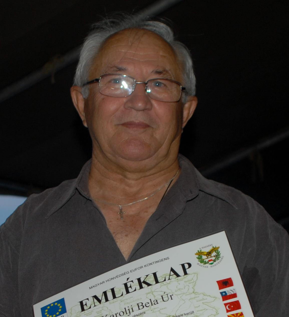 Károlyi Béla