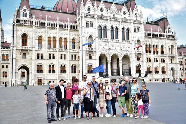 A HUM budapesti látogatása
