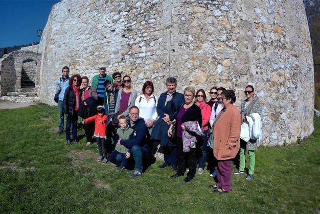 A boszniai magyarok közös kirándulása Travnikba