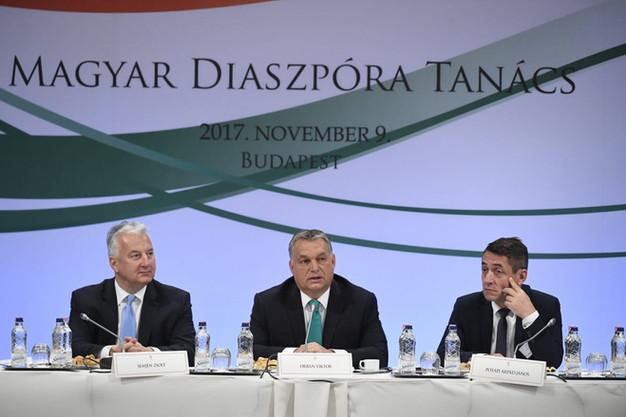"""Semjén Zsolt: """"Bármely magyarnak, éljen a világ bármely részén, mindig van hová hazajönnie"""" – Diaszp"""