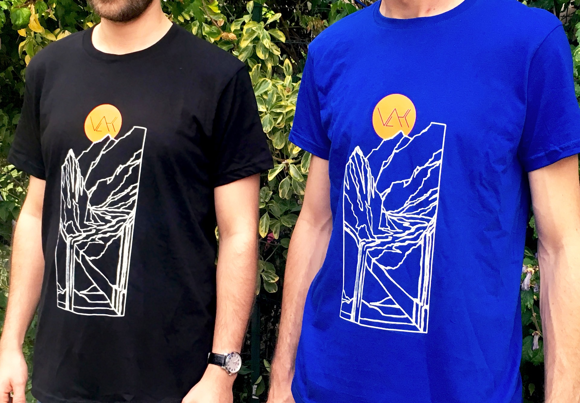 t-shirts vak