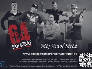 Płyta zespołu PARAGRAF 64