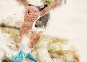 Sports skader og yoga.