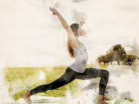 Giv yoga 20 minutter og du får...