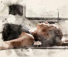 5 Yoga stillinger til bedre søvn.