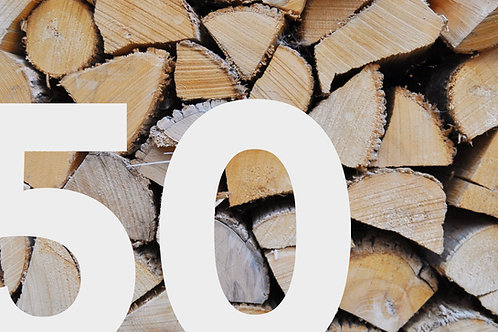 Nadelholz, frisch 50 cm