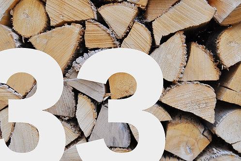 Nadelholz, frisch 33 cm