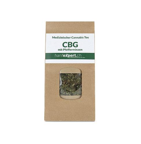 CBG Tee mit Pfefferminze
