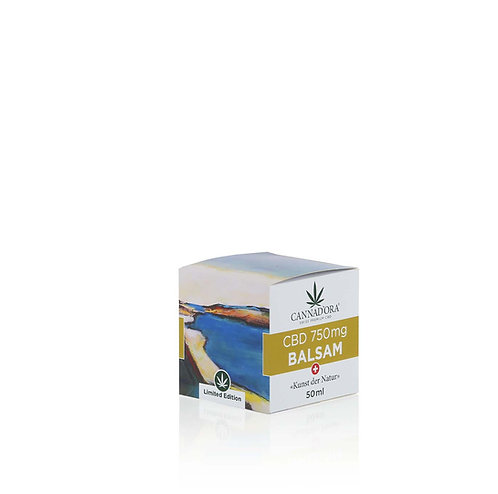 Cannad'ora Balsam mit 750 mg CBD Extrakt Limited Edition 50 ml