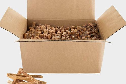 Laubholz gemischt in Karton 33 cm / 25 cm