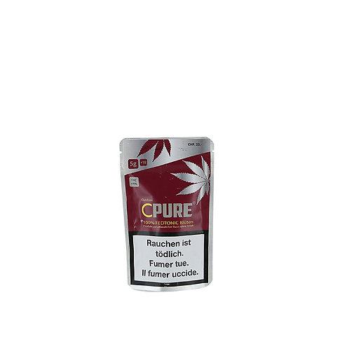 C-Pure Fedtonic Outdoor - Tabakersatz  5 gr