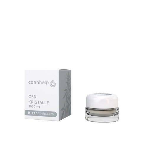 ISOLAT CBD Kristalle 99 %  Cannhelp 1 g