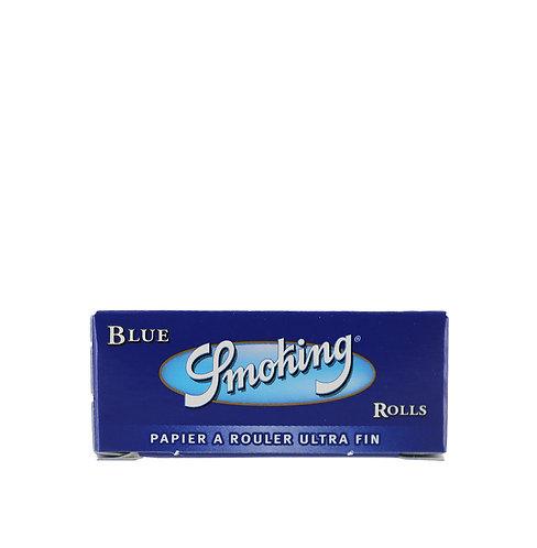 Smoking Blue Rolls