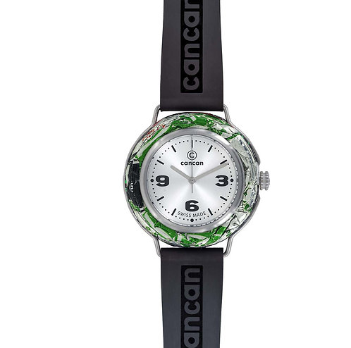 Cancan-Watch (SWISS MADE) mit Ziffern