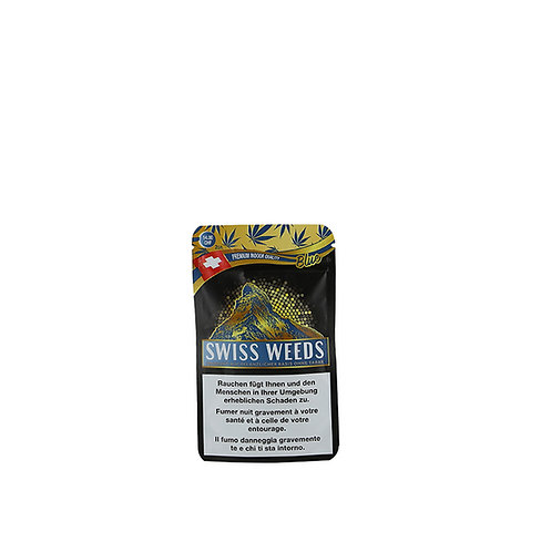 Pure Europe Swiss Weeds Blue 2 gr
