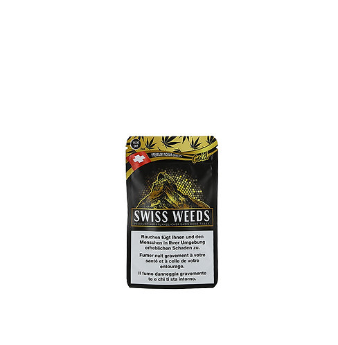 Pure Europe Swiss Weeds Gold 2 gr