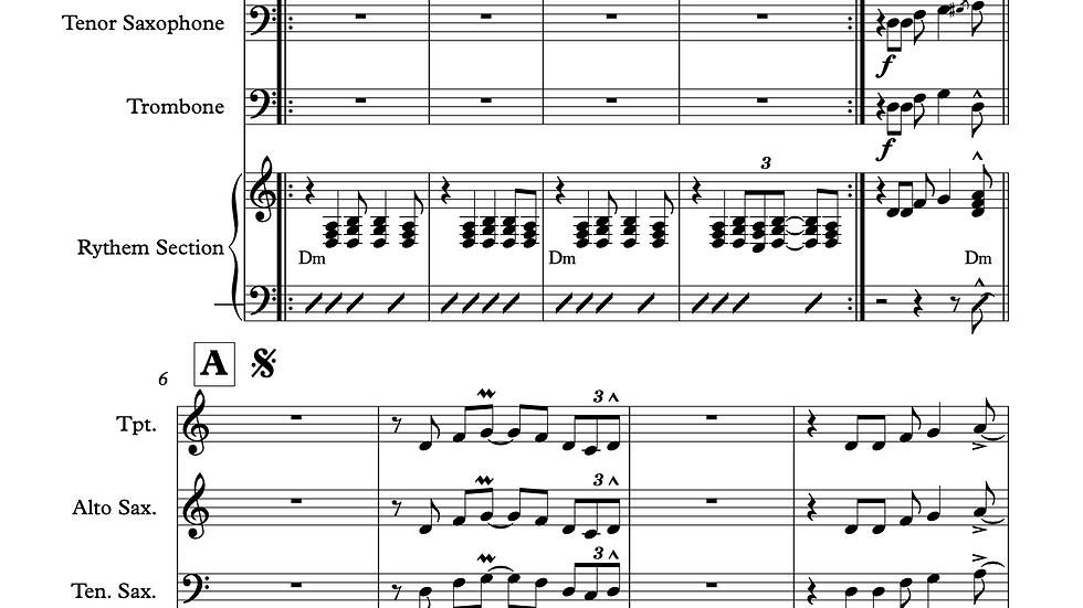IDKN Full Score & Parts PDF