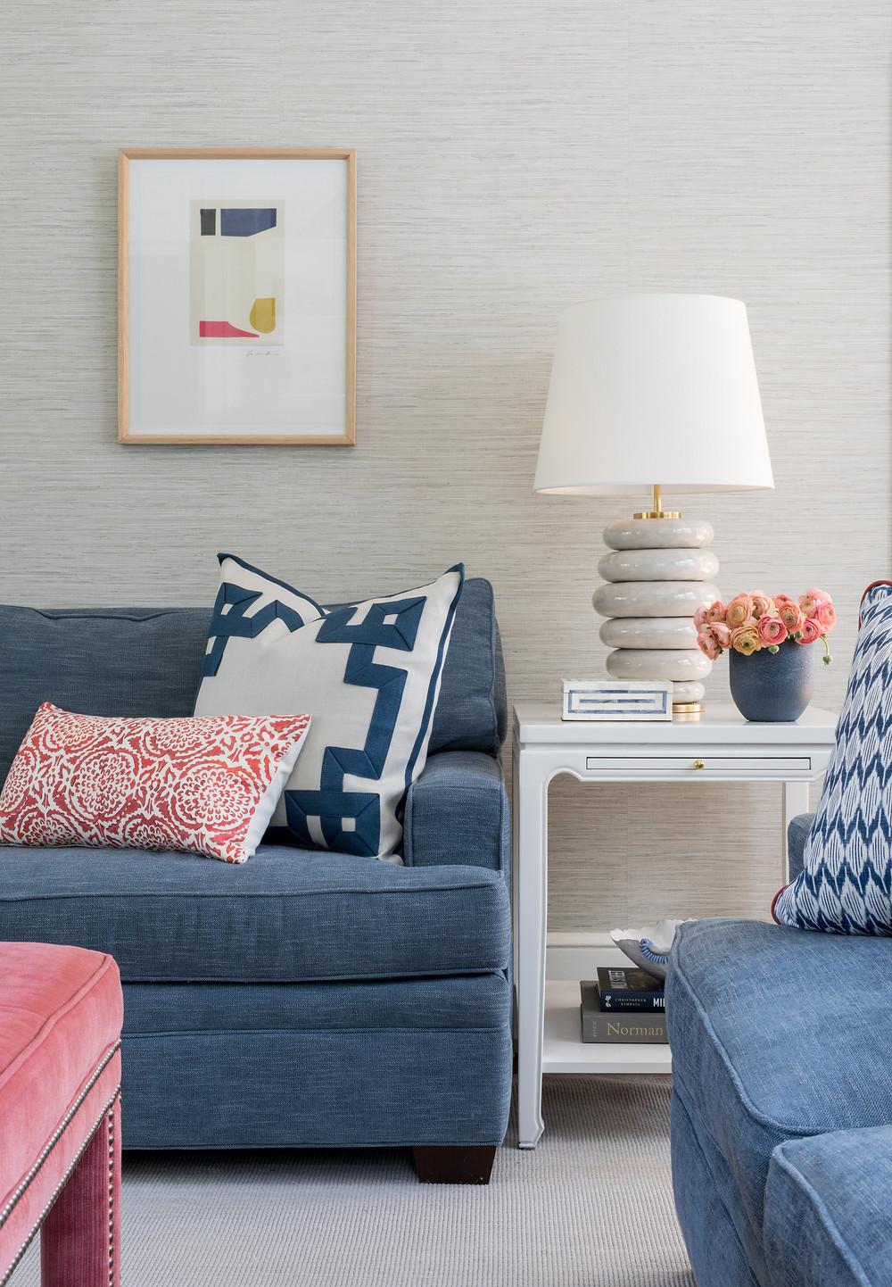 Britt Design Studio family room from Project Morningside