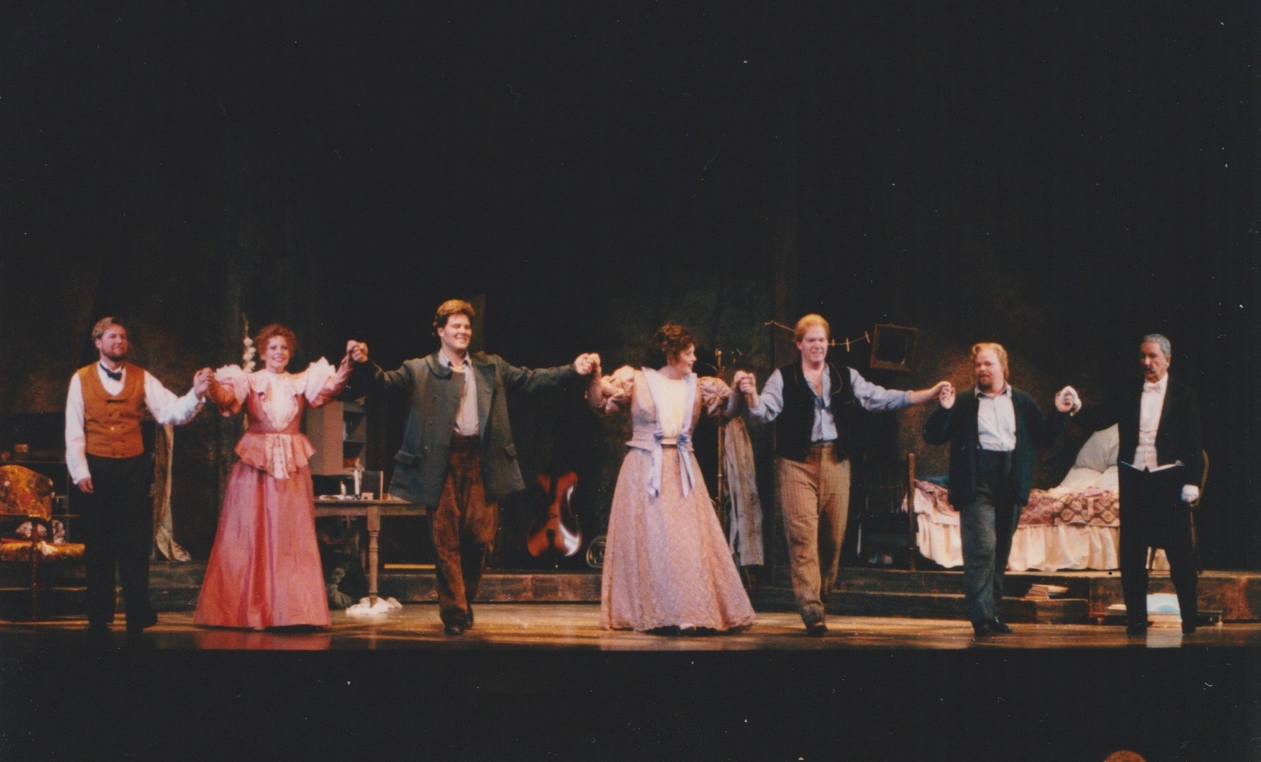 boheme co curtain call