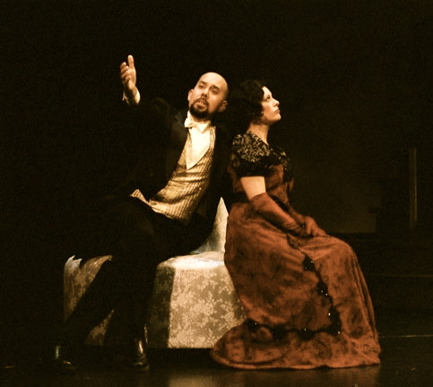 The Merry Widow - Act I