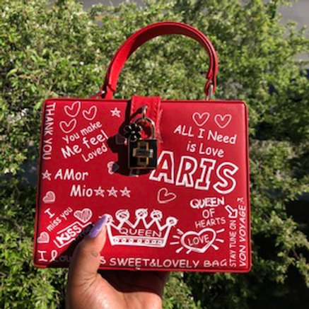 Let's fly away purse