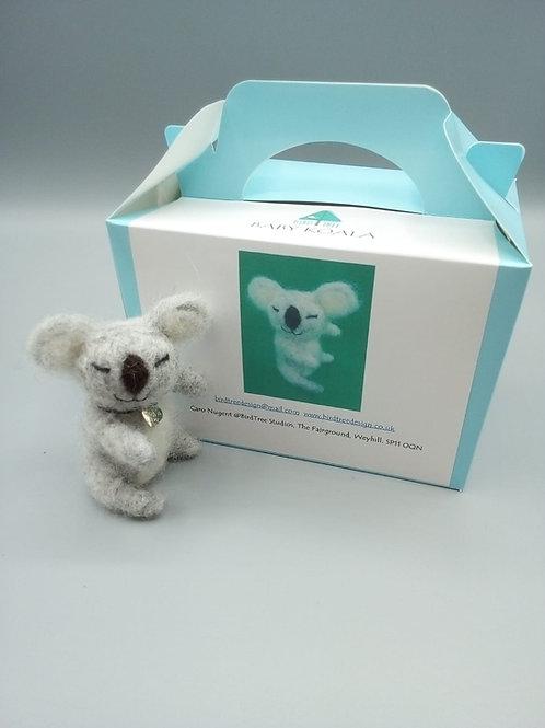 Baby Koala felting kit