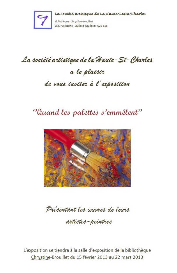 2013-03 Collectif